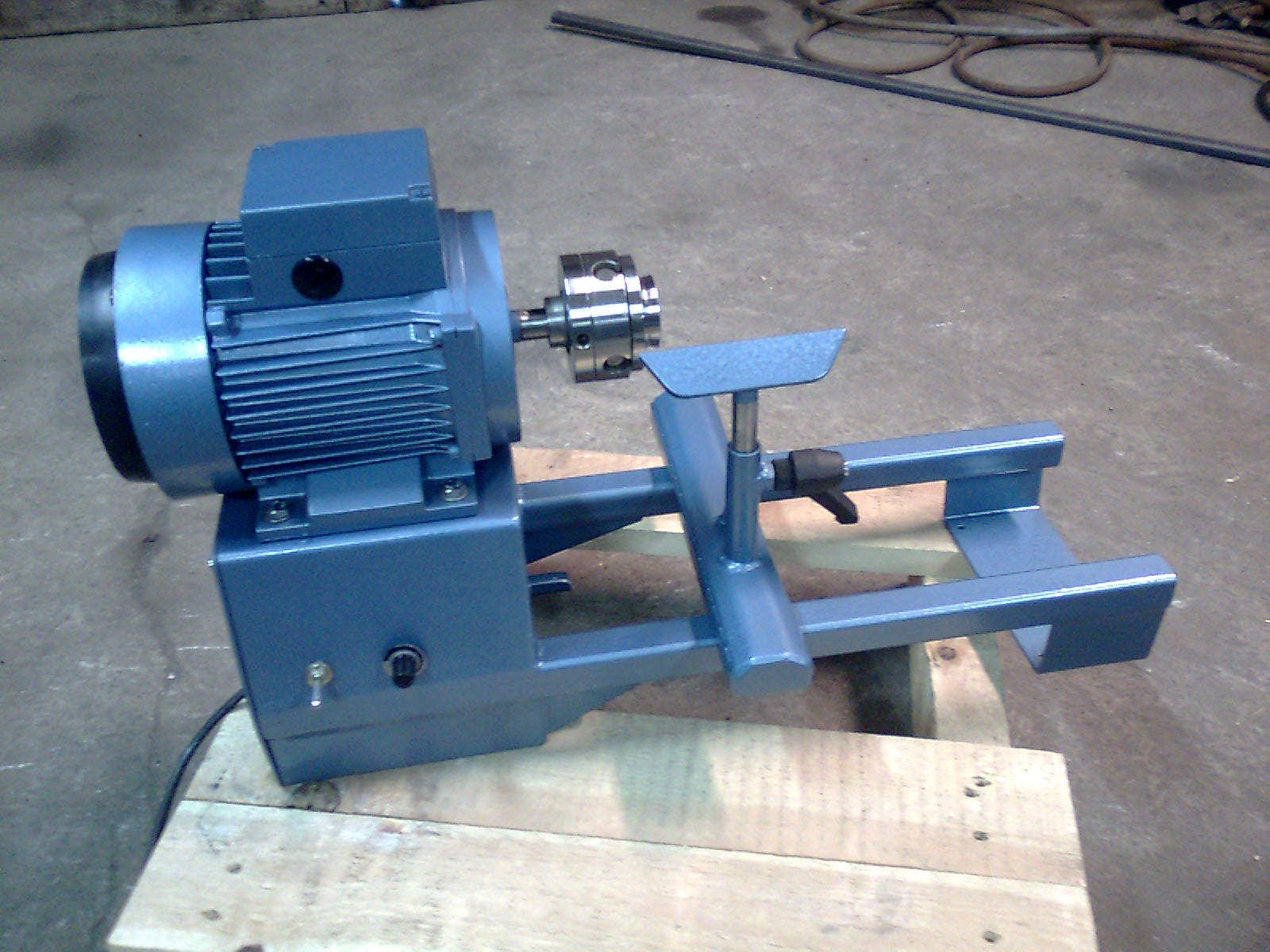 simple wood lathe projects Wood Lathe Eiriks Projects